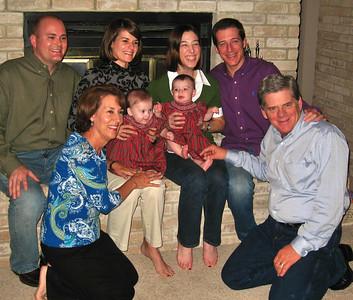 2008 Thanksgiving at Patsy's