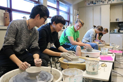 US Ceramics Class 11-8-18