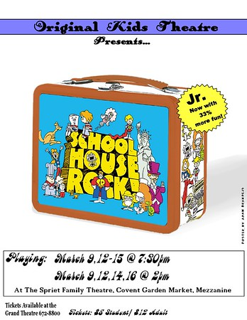 Spring 2003 - School House Rock Jr.