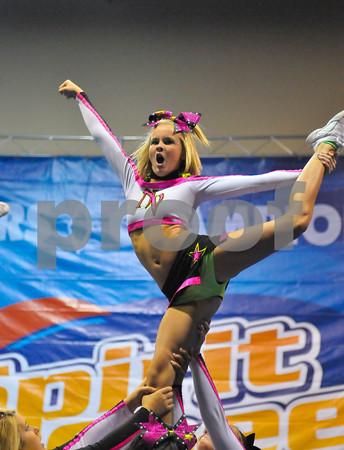 Senior Level 2 Spirit Cheer