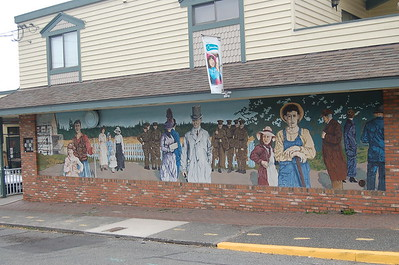 Murals in Chemainus