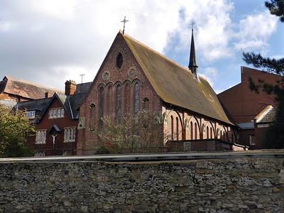 Our Lady's School, Roman Catholic, Radley Road, Abingdon, OX14 3PS