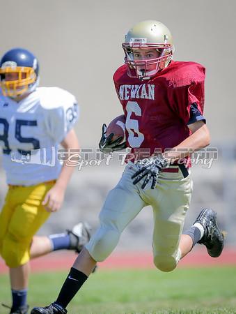 CN Freshman 2012 vs Alhambra