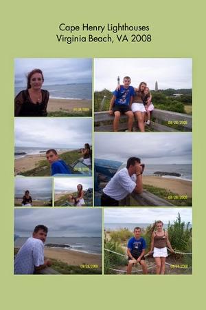 VA, Virginia Beach - Cape Henry Lighthouse