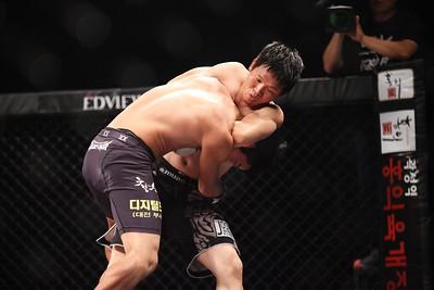 Kang Jong-Han vs Kim Yong-Geun