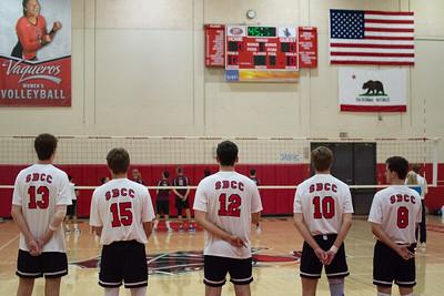 Men's Volleyball 4 5 19