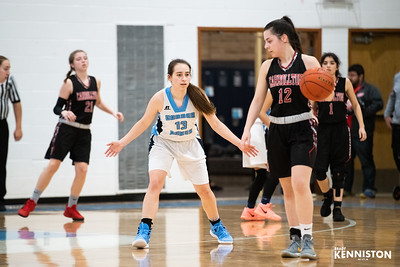 1-11-19 Garber Girls & Boys Varsity Basketball