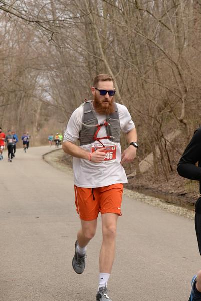 marathon - Mile 24.5