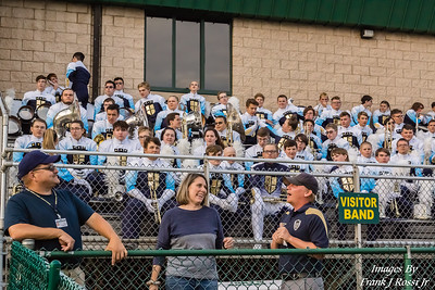 8-23-2019 Norwin Band at PT Game