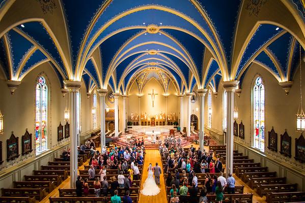 Williams/Huelat Wedding