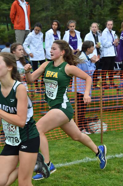 Girls 4 Woods Trail Run 2017-10-07