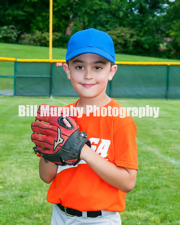 2016 7-8 Baseball, MC Orange Team, May 24, 2016