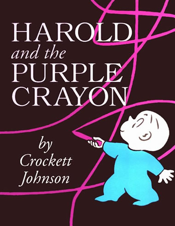 (M24) Harold and the Purple Crayon