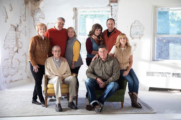 Hall Family - 2018