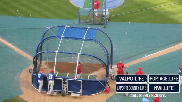 Jeff Samardzija's First Start: Cubs - Phillies