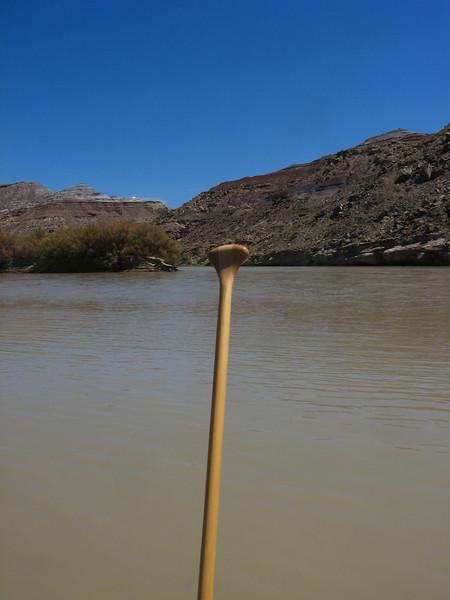 Green River Canoe Trip 2011