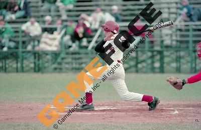 1992-1993 Men's Baseball