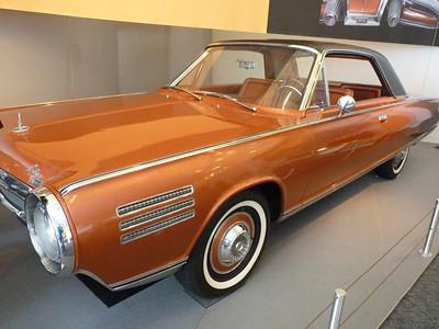 Walter P. Chrysler Museum - Auburn Hills, MI - 14 Dec. '12