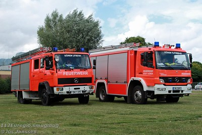 Feuerwehr Düren LG Birkesdorf