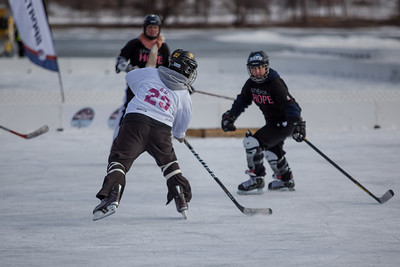 U.S. Pond Hockey Championships 2013 - Women's Final