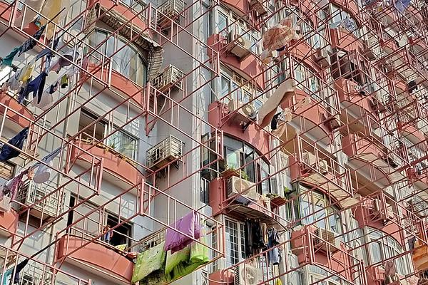 Shanghai - Façades
