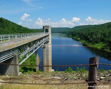 Otter Brook Dam