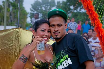 Orange Walk Carnival 2012
