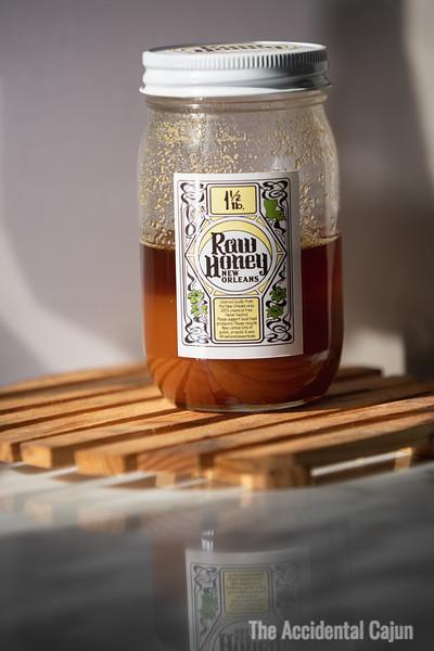 Raw Honey New Orleans