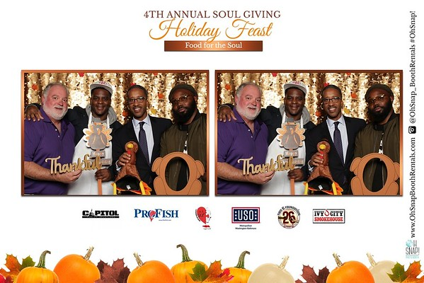 2018 Soul Giving with Clinton Portis