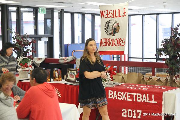 Wasilla Basketball Banquet 4-26-2017