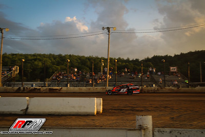 Lebanon Valley Speedway - 7/28/18 - Lucas Ballard
