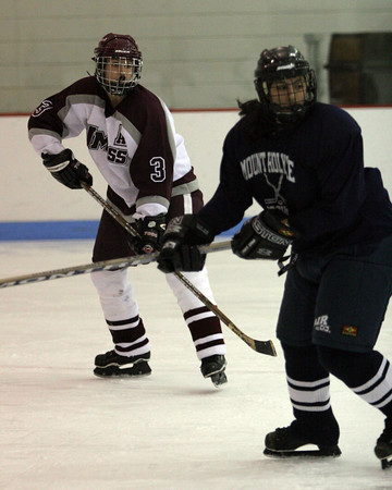 University of Massachusetts Women's ACHA Ice Hockey 2004-2005