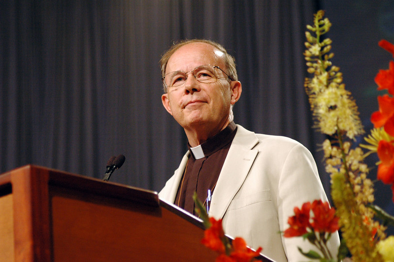 The Rev. Richard Magnus, Executive Director, Evangelical Outreach and Congregational Mission