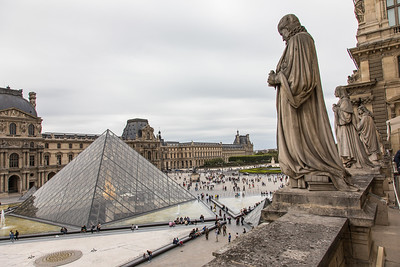 Paris, Du Louvre, 2018