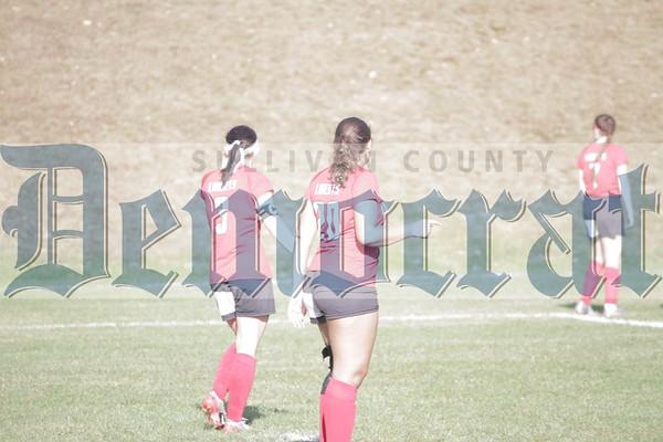 Liberty vs Highland girls soccer