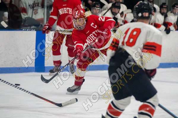 Taunton-North Attleboro Boys Hockey - 01-04-20