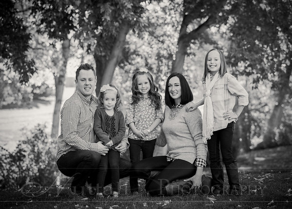 Denboer Family Fall 2014