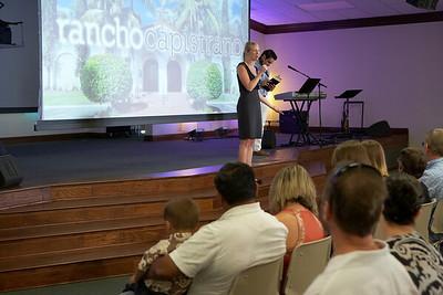 Rancho Sunday Service (11-4-2012)