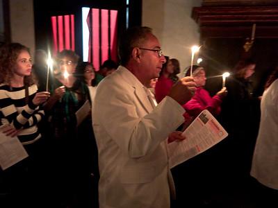 Holy Week 2015