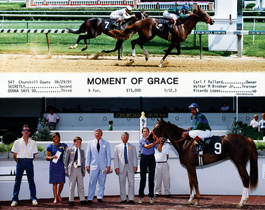 MOMENT OF GRACE - 6/29/1991