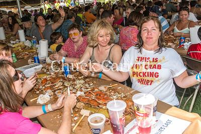 Talbot County Watermen's Association - 5th Annual Watermen's Appreciation Day & Crab Feast  - Chesapeake Bay Maritime Museum (CBMM) -  St. Michaels, MD -
