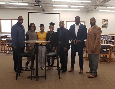 2019 Ascend Foundation Marked For Success (Spring Session) Phase 2 (Mock Interviews) Day 2 (May 8, 2019)