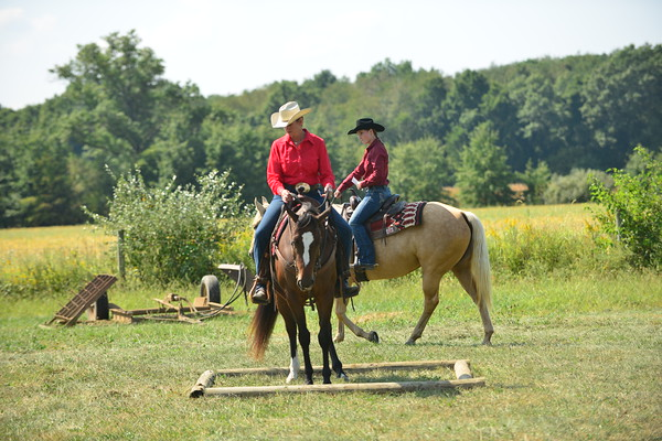 Trail Class Entry #822 Janette
