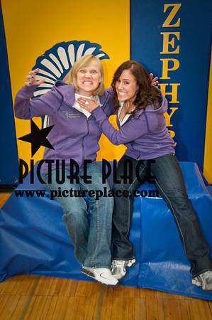 MHS Gymnastics 2010-2011