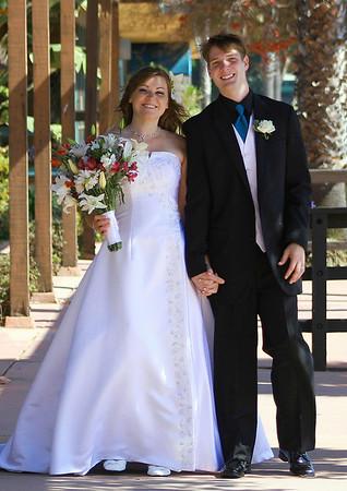 Josh and Amanda Wedding