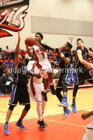 2014 CHS vs AHS Basketball II