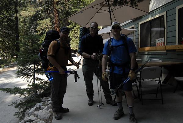 Mt. Russell East Ridge, September 3-4, 2009