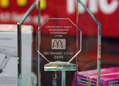 The McDonald's Cup,  Heidenheim, Germany