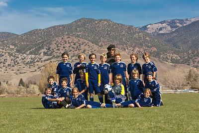 CB U12 Soccer Salida 10/29/11