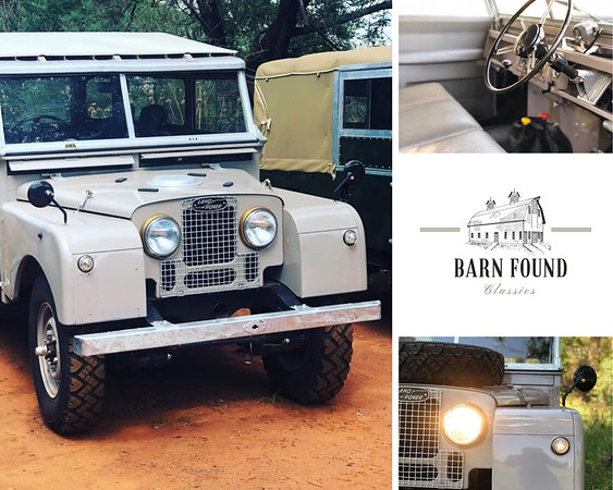 Land Rover Series builds